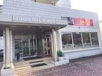 【外観】ホテル入口