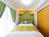 【客室】デザインが異なる全6タイプのお部屋。どのお部屋になるかは、チェックインしてからのお楽しみ!