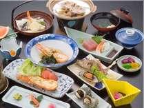 絶品!新鮮海の幸☆会席料理【15,120円~コース】一例
