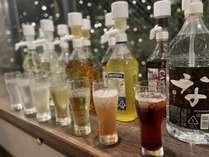 【アルコール飲み放題】アルコールが時間限定で飲み放題*時間は予告なく変更になる場合がございます。