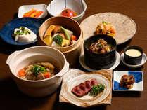【夕食:山飯】