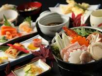 ★お部屋食★美味旬旅キャンペーン★スタンダード・2食付★海鮮鍋プラン
