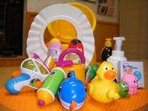 【ファミリー】おもちゃ:備品&夕食キッズメニューご用意★ママプラン