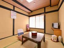 【一人旅】夜はお部屋食×名湯を満喫★空室があれば8畳へグレードUP☆駐車場無料