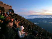 ≪素泊りプラン≫ 世界文化遺産の富士山にトライ♪7月1日~8月下旬までがメインです。