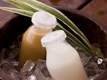 ◆やっぱりお風呂上がりには冷たいコーヒー牛乳&牛乳♪