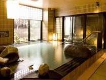 天然温泉大浴場【内風呂】