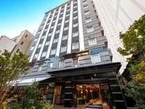 【外観】大阪を代表する街・心斎橋から徒歩5分。ビジネスやショッピング、観光に最適の立地!