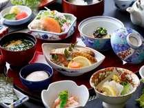 ≪朝食:和食≫常連のみなさまから大好評の、和定食☆