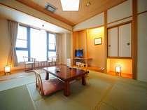 【和室8畳】田沢湖ビュー客室 広縁・洗浄器トイレ付き