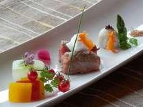 ◆強肴※イメージ/旬の食材を使用した月替わりの和食膳