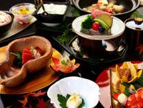 良質な食材と贅沢な味わい~旬会席~