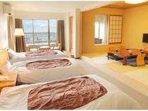 和洋室デラックスの一例,大阪府,大江戸温泉物語 箕面温泉 箕面観光ホテル