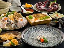 日間賀島の冬の味覚を存分にお愉しみください。