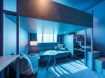 Loft Room A(ダークブルー)