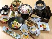 【4月20日~5月20日限定】田上産!竹の子づくしを満喫★8品コース《広間食》