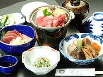 *【松プランお料理一例】秋田の旬の食材を厳選し、日替わりメニューにてお召し上がりいただきます。