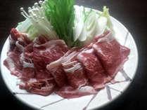 *地元・信州の食材を使った温かいお鍋などをご提供しています。