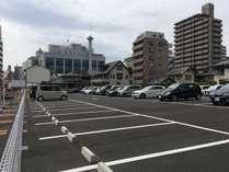 近隣の大型駐車場!ついに大型駐車場が誕生!24時間500円の圧倒的コストパフォーマンス