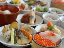 北の番屋♪海鮮丼や海鮮炙り焼きが人気です。