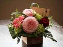 記念日に♪お部屋に花束をご用意!大切な人に感謝の気持ちを届けよう