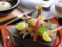 【ベーシック】海・山・川の幸!四季折々の新鮮な食材を使った会席料理を堪能(清流コース)
