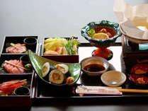 【串しゃぶ御膳+二品】串本まぐろしゃぶしゃぶに料理長のおすすめ料理二品付き