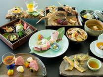 【平日限定】超お得!初めての古座川へようこそ~ご夕食はせせらぎ会席で~