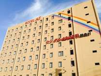 HOTEL AZ山口下関店(旧亀の井ホテル)