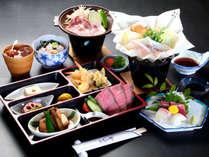 【クエ小鍋付き】自慢の旬の食材に和歌山名物クエの小鍋を付けた人気コース♪