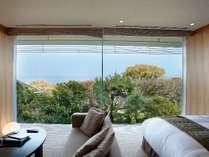 洋室「尚山」50平米のお部屋です。