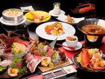 【じゃらん秋SALE】1,400円引き(秋グレードアップ)6種の海老を贅沢に堪能「秋色エビ祭り」