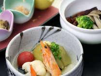 ≪1泊2食スタンダード≫土曜日も同料金 ◆日本の伝統旅館を味わうプラン