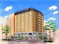 ホテル ルートイン横浜馬車道