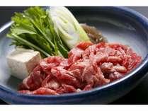 切り出し肉だけど味は本物のやわらか飛騨牛です。スタッフ一押しボーリューム満点プランです♪