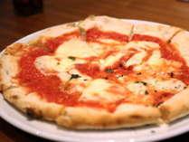 【天然温泉とイタリアンレストランで楽しむ最上のひととき】「ケルカス」お迎え付きピザorパスタコース♪
