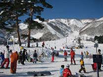 *白馬五竜スキー場(エイブル白馬)/キッズエリアもあり小さなお子様でも楽しめます。