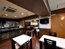 【ホテルダイニング パサージュ】朝食(06:30~09:30)定食やコースの夕食(17:00~21:00)