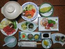 【貸切風呂】3,4人の方の旅に。魚料理満喫プラン