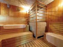 【大浴場】サウナは男湯・女湯ともに併設しておりま!。汗をかくと自然な眠りが訪れます☆