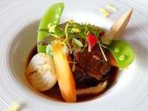 【フレンチ】松阪牛の赤ワイン煮込みで松阪牛の旨味をご堪能ください♪(写真はイメージです)