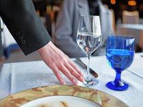 【レストラン】レストランスタッフが心を込めたおもてなしでお迎えいたします☆(写真はイメージです)