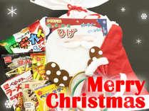【クリスマス】メリークリスマス!お菓子とグッズをプレゼント♪お部屋でプチパーティーを開いちゃおう☆