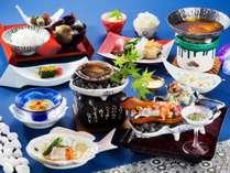 【和会席】鮑やお造り、鍋などを愉しめる和食会席♪(2017年夏スタンダード)(写真はイメージです)
