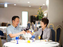 【レストラン】ご夫婦やカップルでの記念日にも最適です!大切な方とぜひどうぞ♪(写真はイメージです)