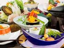 【和会席】鮑やお造り、鍋などを愉しめる和食会席♪(2018年秋スタンダード)(写真はイメージです)