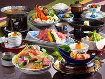 【和会席】鮑やお造り、鍋などを愉しめる和食会席♪(2019年夏スタンダード)(写真はイメージです)