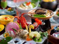 【和会席】鮑やお造り、鍋などを愉しめる和食会席♪(2019年夏ランクアップ)(写真はイメージです)