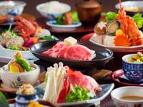 【和会席】鮑やお造り、鍋などを愉しめる和食会席♪(2019年秋スタンダード)(写真はイメージです)