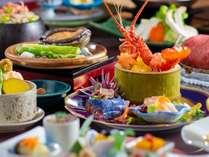 【和会席】鮑やお造り、鍋などを愉しめる和食会席♪(2019年秋ランクアップ)(写真はイメージです)